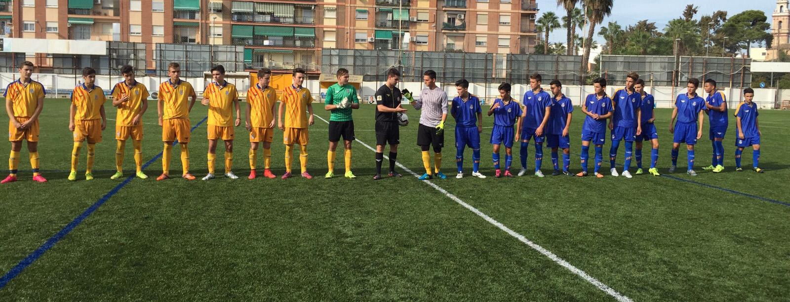 Convocatoria de entrenamiento para la selecci n sub 16 ffcv for Federacion valenciana de futbol