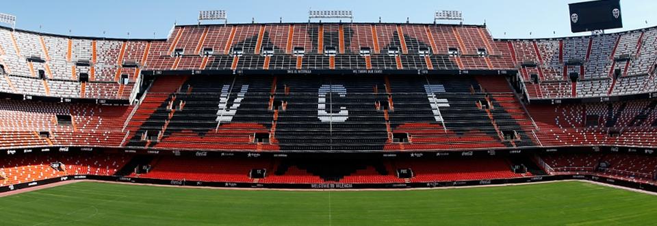 Sorteamos dos entradas para el valencia real madrid ffcv - Campo de futbol del valencia ...