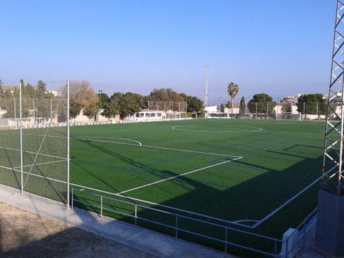 Alberic sede de la segunda fase del campeonato femenino for Federacion valenciana de futbol