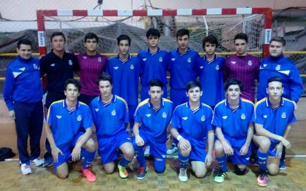Los cadetes de f tbol sala rumbo al campeonato de espa a for Federacion valenciana de futbol