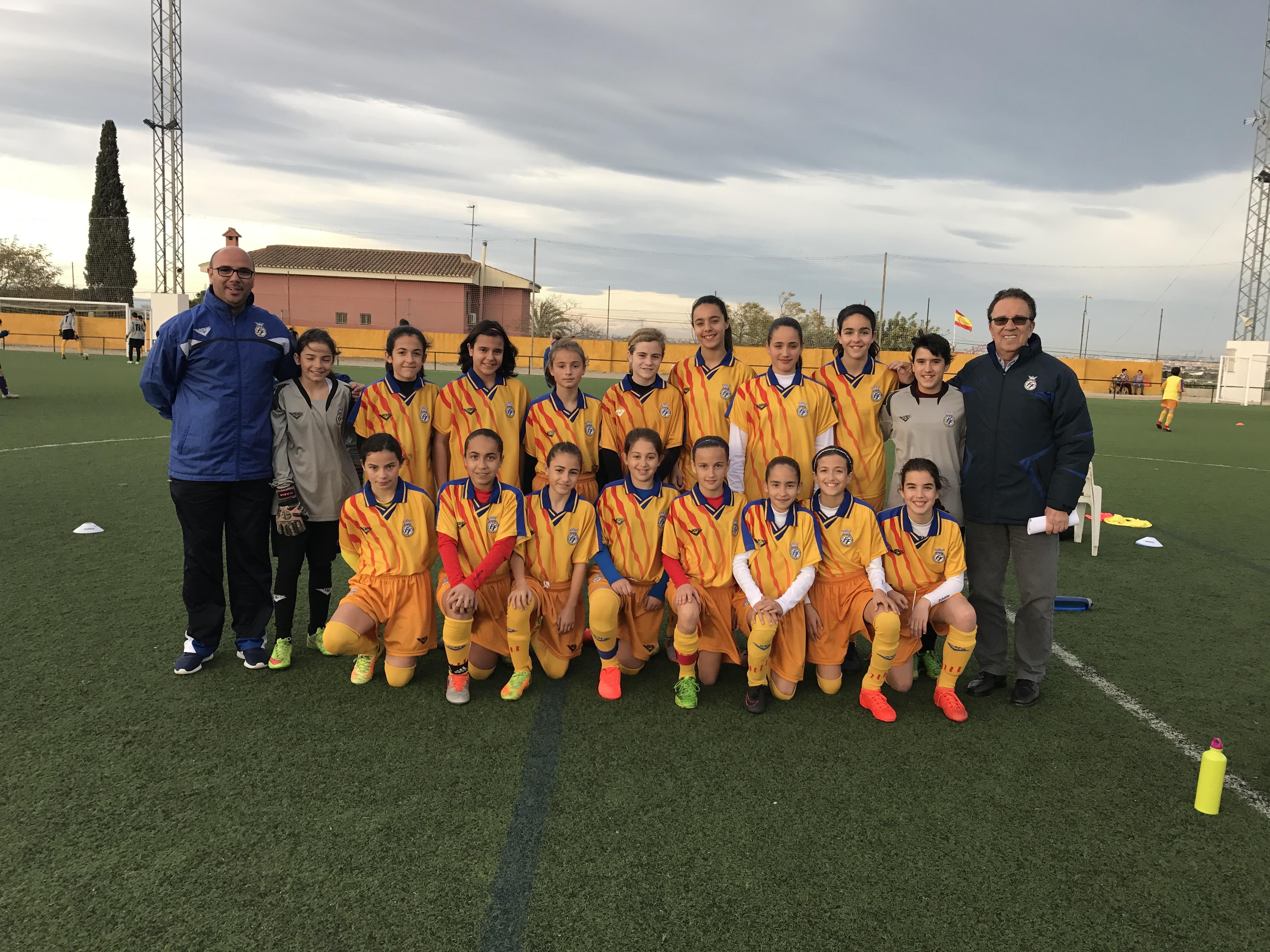 Convocatoria de entrenamiento para la selecci n sub 12 for Federacion valenciana de futbol