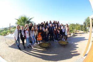 4 enero - Jornada convivencia Selección Valenciana Femenina sub15 y sub17 en Borbotó, paella