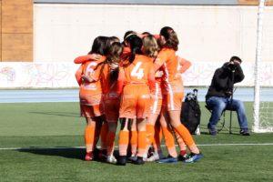 09 febrero - Selección Valenciana Valenta sub15 vs Canarias en Las Rozas - CNSA