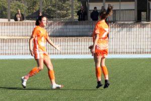 09 febrero - Selección Valenciana Valenta sub17 vs Canarias en Las Rozas - CNSA Gol de Asun