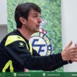 José Rojo Pacheta durante su ponencia para la Jornada de Formación y Actualización del Comité de Entrenadores de la FFCV